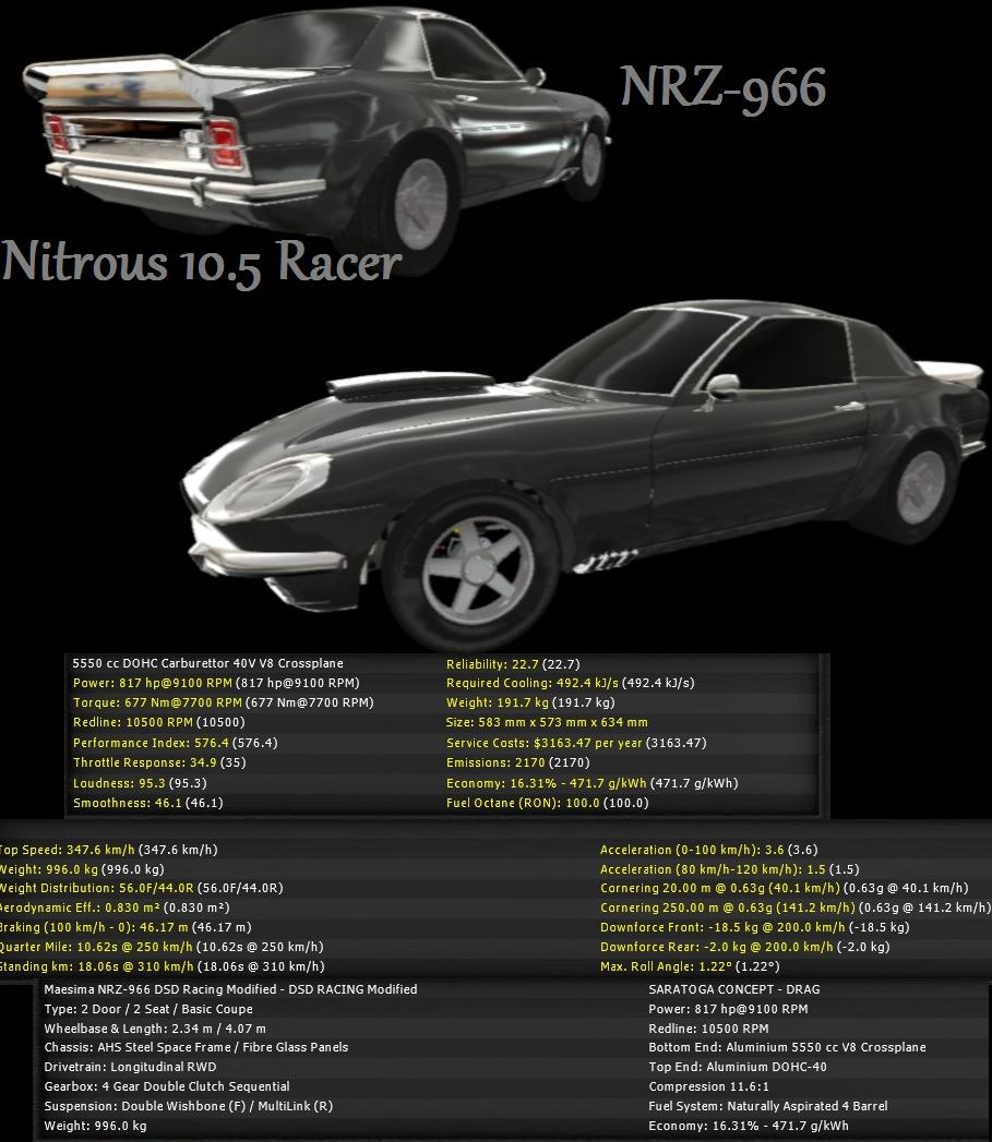 dsd and dsd racing dsd hybrid confirmed for 2018 car design page3 dsdr png909x1047 569 kb
