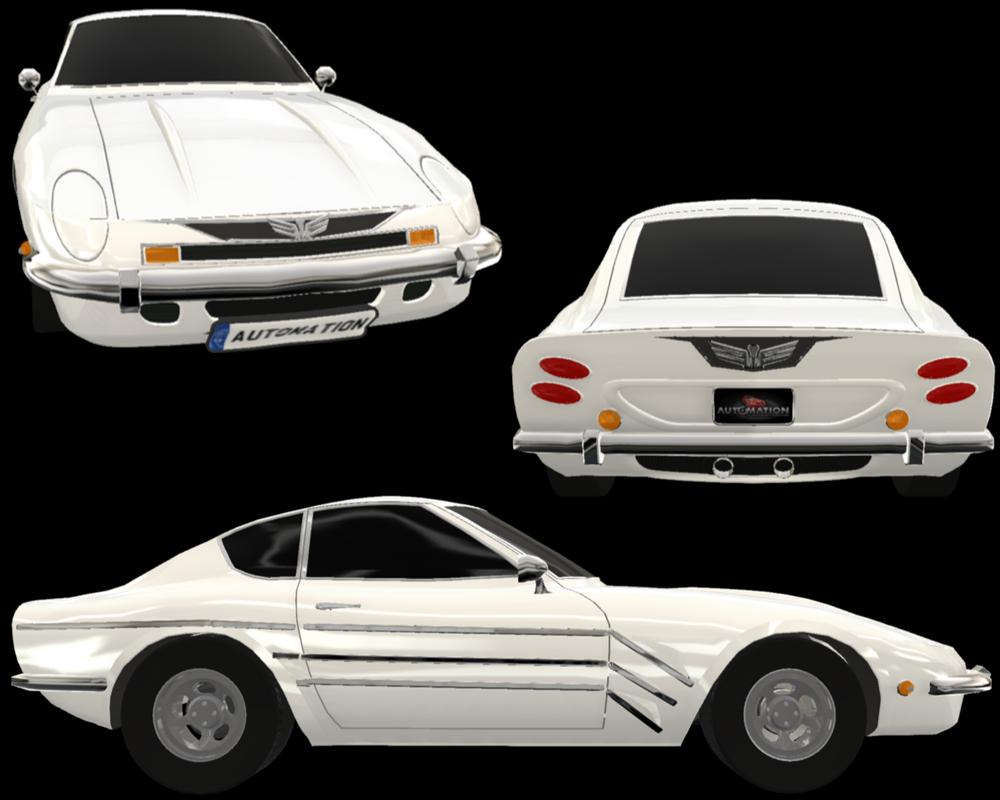 Sanda Motor Corporation U Ridge Car Design Sharing - Sports cars 394