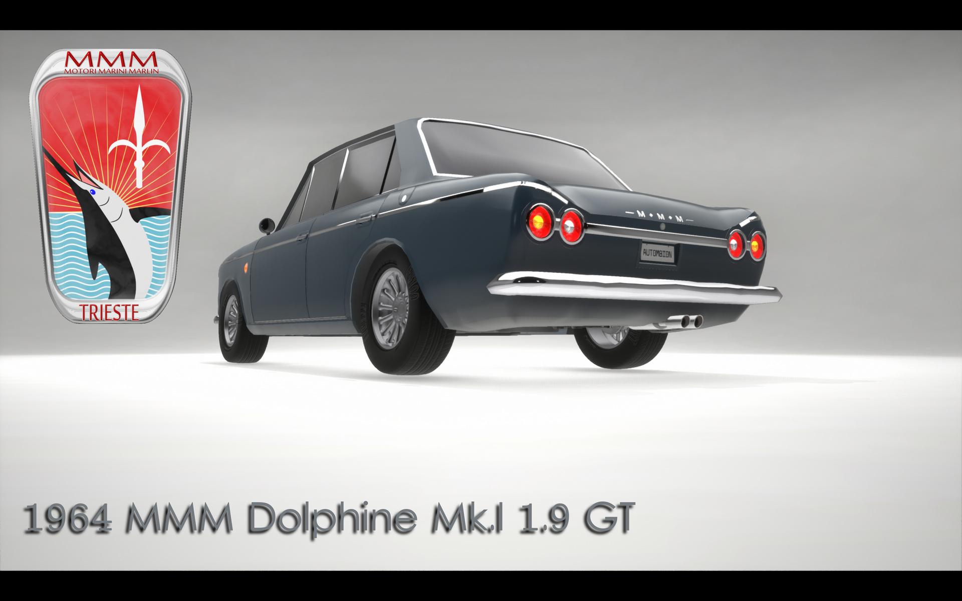 Blue Marlin Motori Auto & Žnoprešk Avtomobil - Car Design Sharing ...